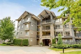 Main Photo: 310 2958 WHISPER Way in Coquitlam: Westwood Plateau Condo for sale : MLS®# R2258062