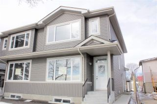 Main Photo: Unit 2 12766 113A Street in Edmonton: Zone 01 House Half Duplex for sale : MLS®# E4106442