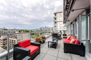"Main Photo: PH1101 1887 CROWE Street in Vancouver: False Creek Condo for sale in ""PINNACLE LIVING FALSE CREEK"" (Vancouver West)  : MLS®# R2272474"