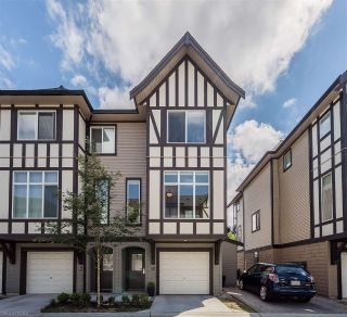 "Main Photo: 53 9728 ALEXANDRA Road in Richmond: West Cambie Townhouse for sale in ""JAYDEN MEWS"" : MLS®# R2281210"