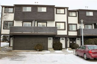 Main Photo: 1554 69 Street in Edmonton: Zone 29 Townhouse for sale : MLS®# E4134756