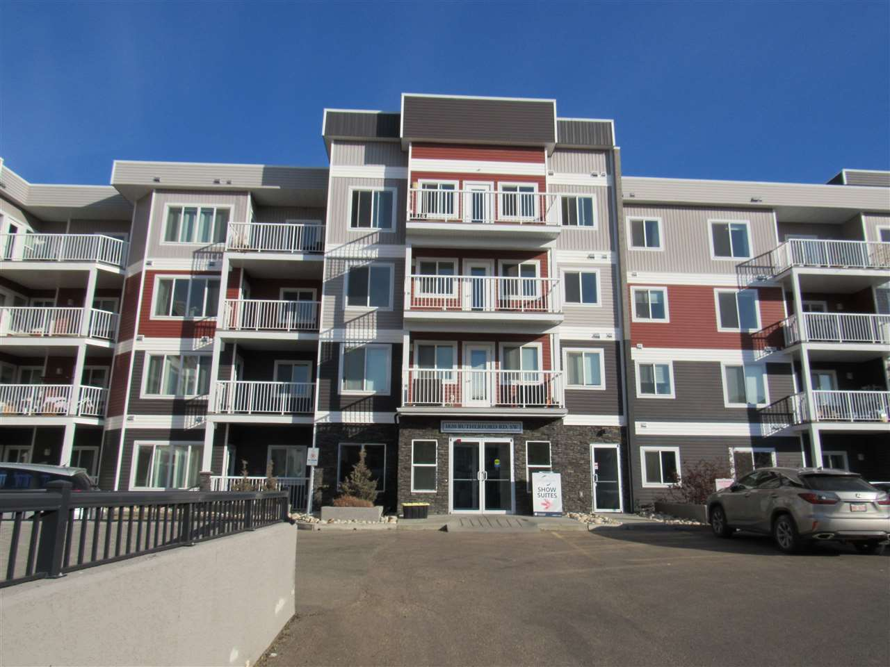 FEATURED LISTING: 111 - 1820 RUTHERFORD Road Edmonton