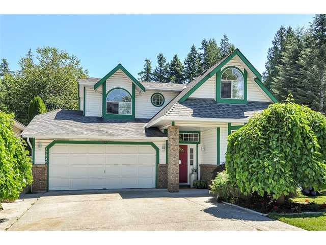 Main Photo: 12540 LAITY ST in Maple Ridge: West Central House for sale : MLS® # V1004789