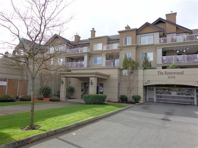 "Main Photo: 411 6359 198TH Street in Langley: Willoughby Heights Condo for sale in ""THE ROSEWOOD"" : MLS(r) # F1325973"