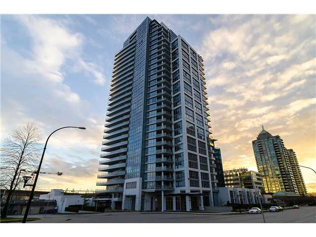 "Main Photo: 401 4400 BUCHANAN Street in Burnaby: Brentwood Park Condo for sale in ""MOTIF"" (Burnaby North)  : MLS®# V1048182"