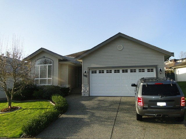 "Main Photo: 38 32250 DOWNES Road in Abbotsford: Abbotsford West House for sale in ""DOWNES ROAD ESTATES"" : MLS® # F1434449"