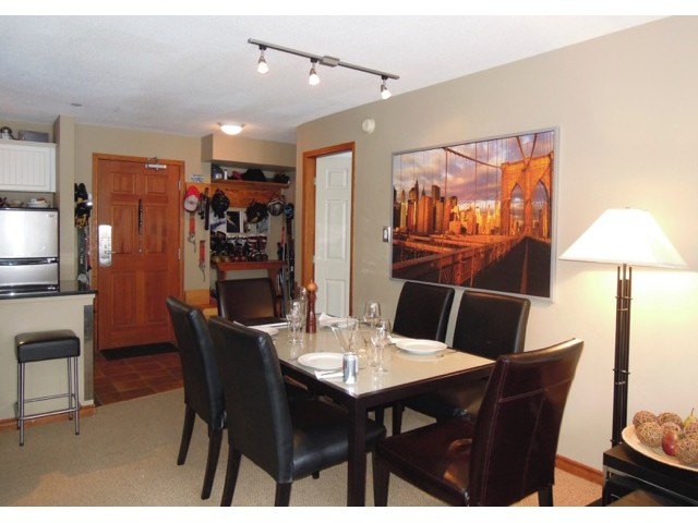 "Main Photo: 449 4800 SPEARHEAD Drive in Whistler: Benchlands Condo for sale in ""ASPENS"" : MLS® # V1125934"