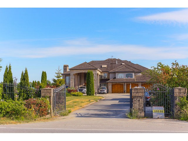 Main Photo: 20006 OLD DEWDNEY TRUNK Road in Pitt Meadows: North Meadows House for sale : MLS® # V1130077