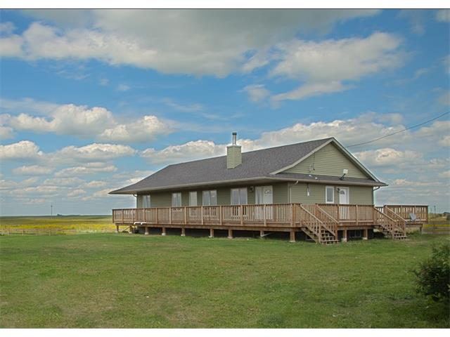 Main Photo: 155013 B Range Road 275: Rural Willow Creek M.D. House for sale : MLS® # C4019954