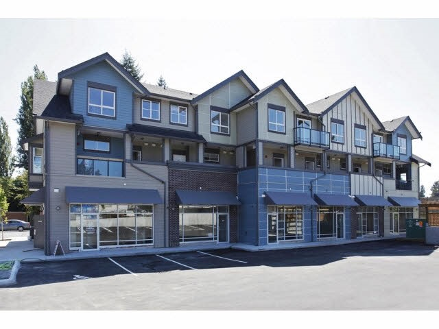 "Main Photo: 230 32095 HILLCREST Avenue in Abbotsford: Abbotsford West Townhouse for sale in ""Cedar Park Plaza"" : MLS® # R2019274"