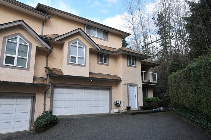 Main Photo: 52 1238 EASTERN Drive in Port Coquitlam: Citadel PQ Townhouse for sale : MLS(r) # R2037871
