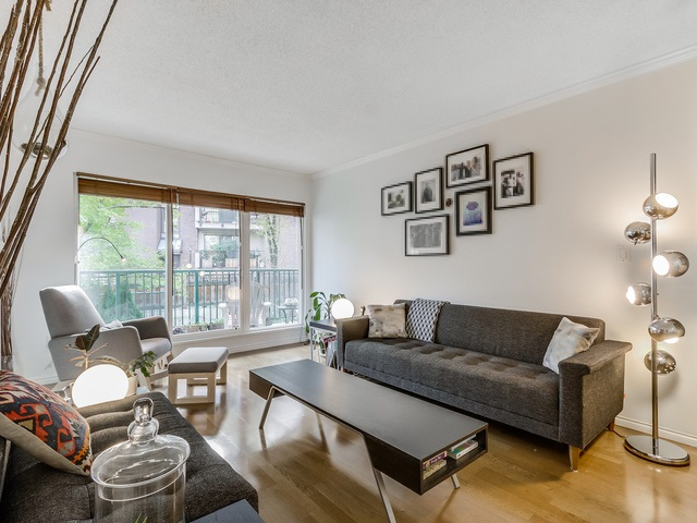 Main Photo: 207 1169 NELSON Street in Vancouver: West End VW Condo for sale (Vancouver West)  : MLS® # R2038790