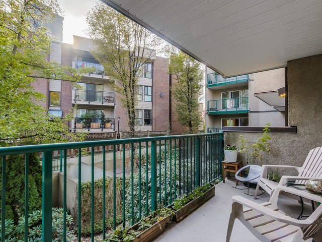 Photo 5: 207 1169 NELSON Street in Vancouver: West End VW Condo for sale (Vancouver West)  : MLS® # R2038790