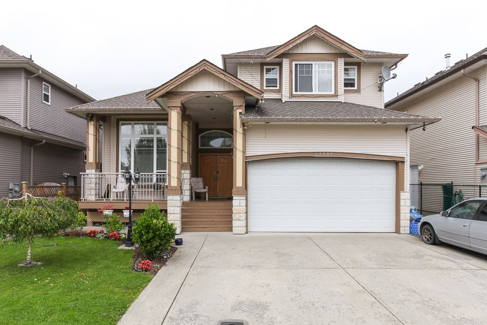 Main Photo: 27989 TRESTLE Avenue in Abbotsford: Aberdeen House for sale : MLS®# R2083139