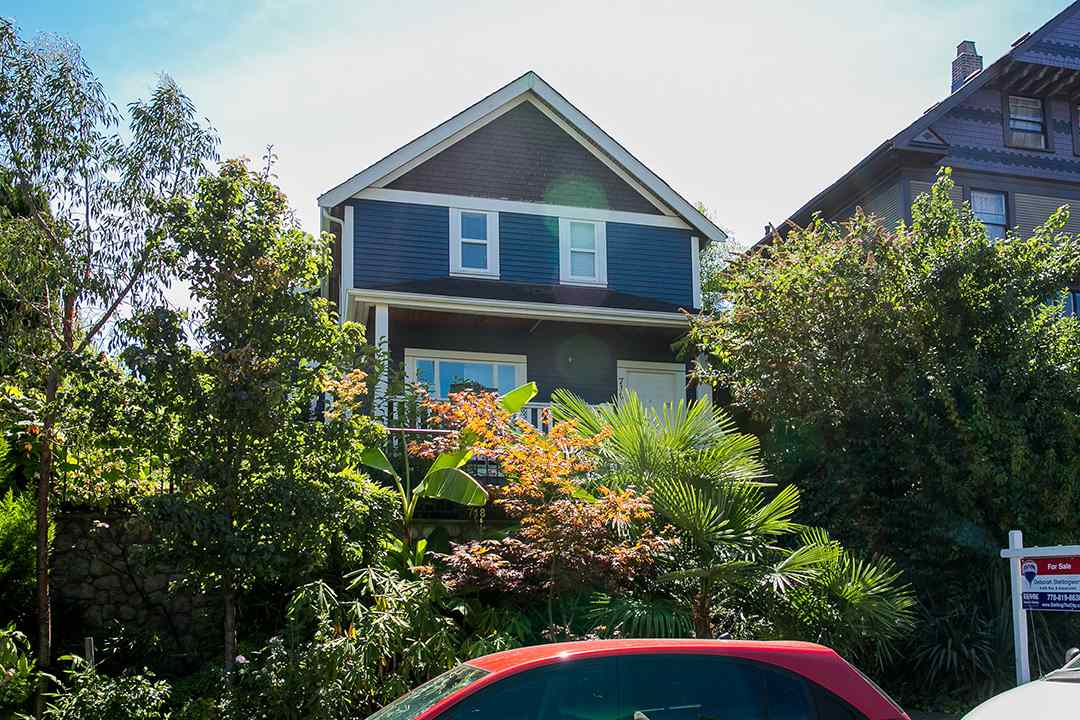 Photo 20: 716 UNION Street in Vancouver: Mount Pleasant VE House 1/2 Duplex for sale (Vancouver East)  : MLS® # R2101299