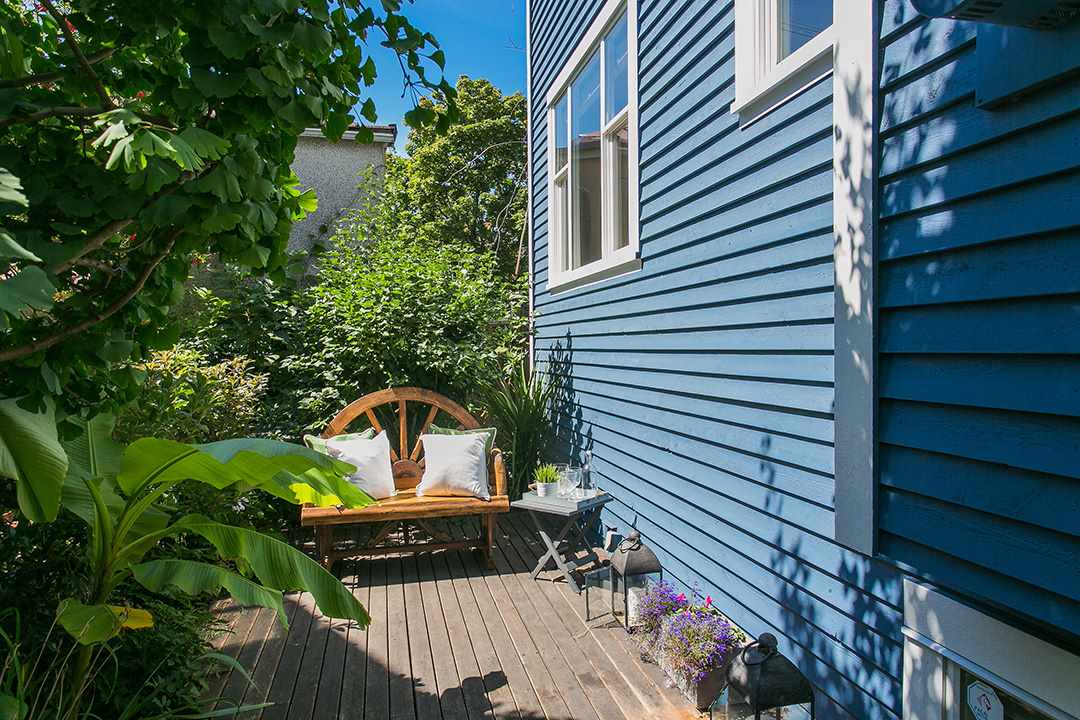 Photo 19: 716 UNION Street in Vancouver: Mount Pleasant VE House 1/2 Duplex for sale (Vancouver East)  : MLS® # R2101299