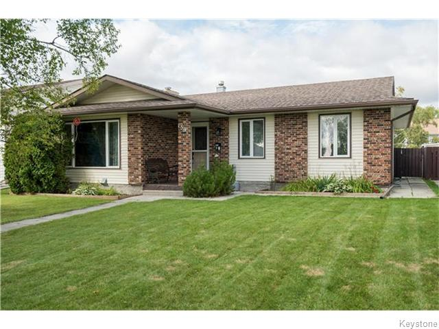 Plenty of curb appeal with this stunning brick-facing home with beautiful flowerbeds!