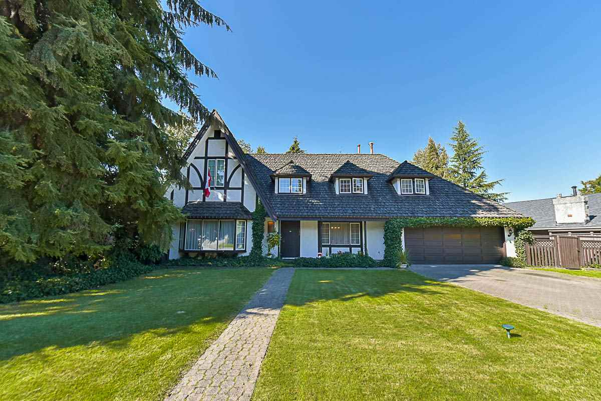 Main Photo: 6275 BUCKINGHAM Drive in Burnaby: Buckingham Heights House for sale (Burnaby South)  : MLS(r) # R2129834