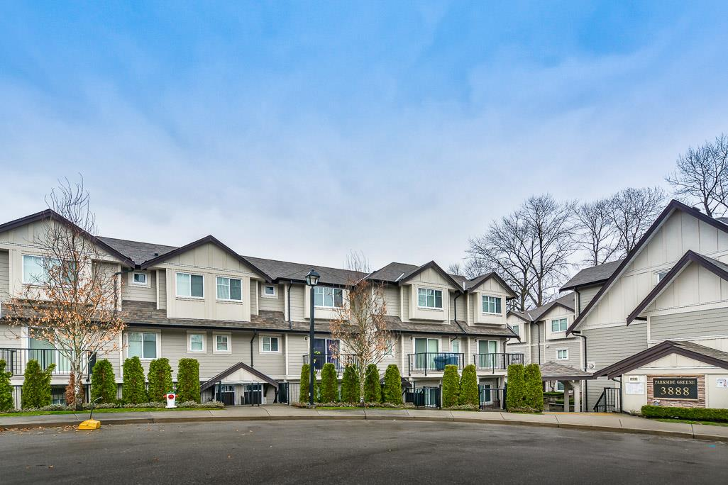 "Main Photo: 121 3888 NORFOLK Street in Burnaby: Central BN Townhouse for sale in ""PARKSIDE GREENE"" (Burnaby North)  : MLS®# R2148463"