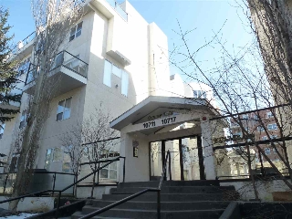 Main Photo: 314 10717 83 Avenue in Edmonton: Zone 15 Condo for sale : MLS(r) # E4060505