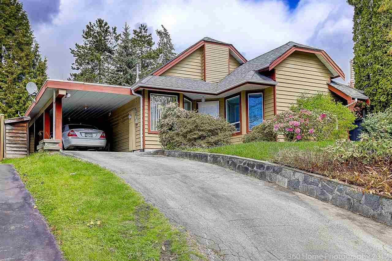 Main Photo: 3480 MANNING Place in North Vancouver: Roche Point House for sale : MLS(r) # R2161298