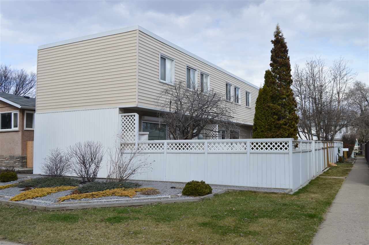 Main Photo:  in Edmonton: Zone 01 Townhouse for sale : MLS(r) # E4062810