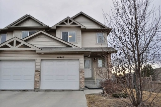 Main Photo: 15942 95 Street in Edmonton: Zone 28 House Half Duplex for sale : MLS(r) # E4062852