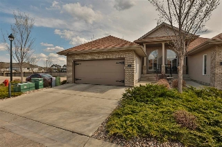 Main Photo: 19 600 REGENCY Drive: Sherwood Park House Half Duplex for sale : MLS® # E4063803