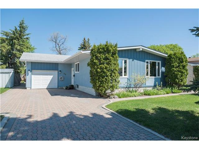 Main Photo: 69 Pine Bluff Road in Winnipeg: Niakwa Place Residential for sale (2H)  : MLS® # 1712839