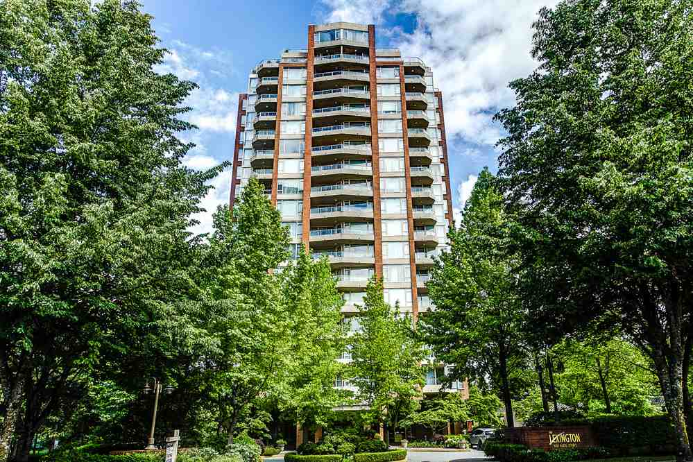 "Main Photo: 904 4657 HAZEL Street in Burnaby: Forest Glen BS Condo for sale in ""LEXINGTON"" (Burnaby South)  : MLS(r) # R2177682"