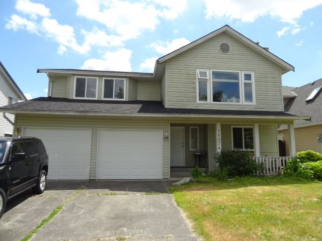 "Main Photo: 16074 93A Avenue in Surrey: Fleetwood Tynehead House for sale in ""FLEETWOOD"" : MLS(r) # R2178668"