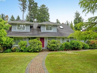 Main Photo: 4451 Autumnwood Lane in VICTORIA: SE Broadmead Single Family Detached for sale (Saanich East)  : MLS(r) # 379826