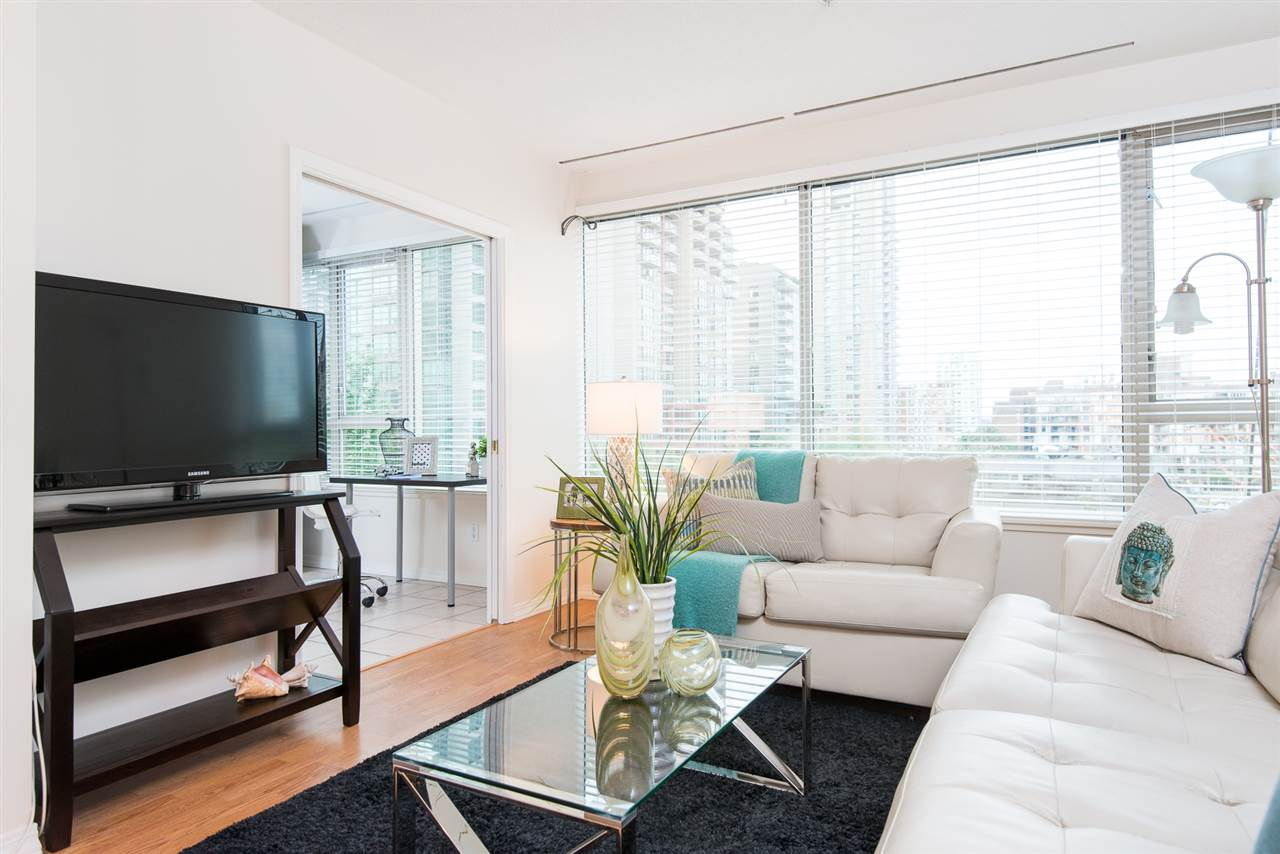 Main Photo: 405 1177 HORNBY STREET in Vancouver: Downtown VW Condo for sale (Vancouver West)  : MLS® # R2176841