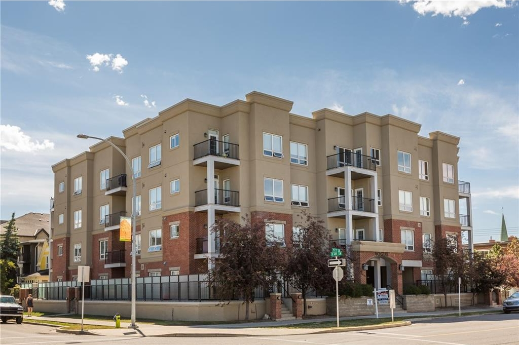 Main Photo: 205 1108 15 Street SW in Calgary: Sunalta Condo for sale : MLS(r) # C4125328