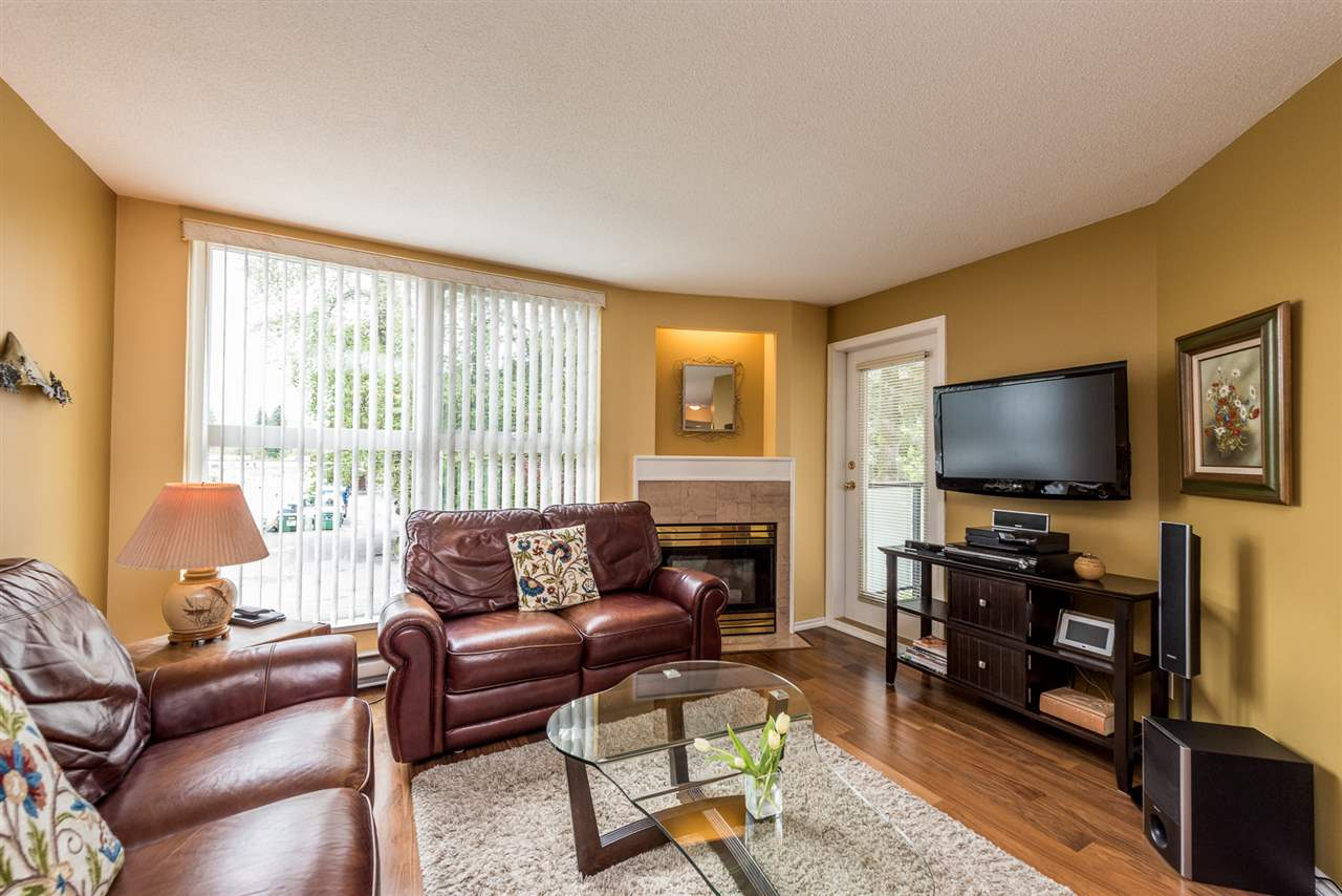 "Photo 8: 211 1519 GRANT Avenue in Port Coquitlam: Glenwood PQ Condo for sale in ""THE BEACON"" : MLS(r) # R2185848"