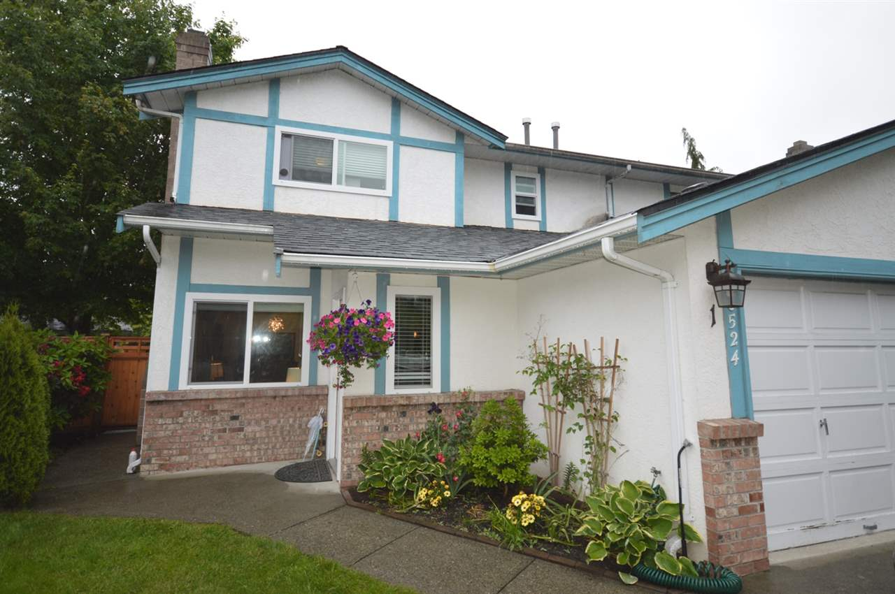Main Photo: 1 10524 KOZIER Drive in Richmond: Steveston North House 1/2 Duplex for sale : MLS®# R2191161