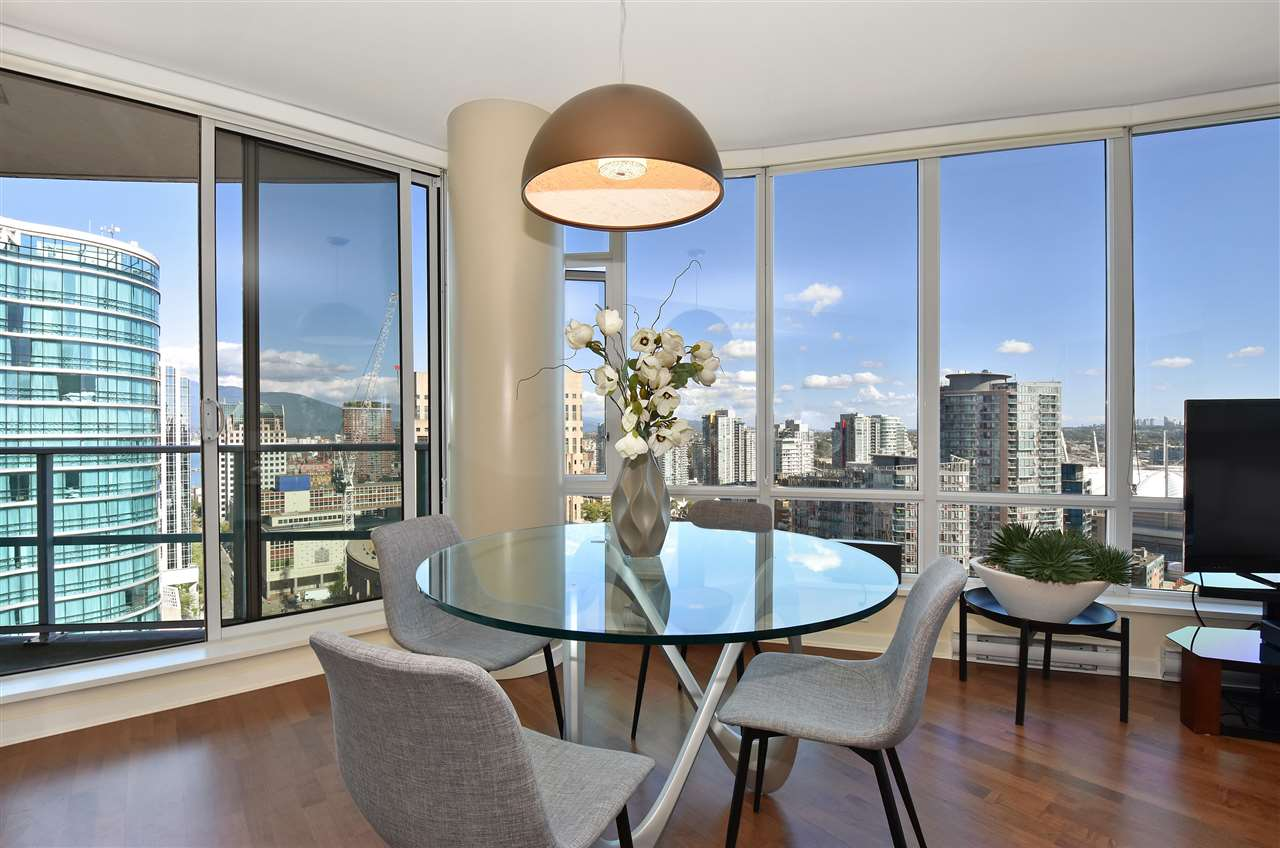 Photo 7: 2603 833 HOMER Street in Vancouver: Downtown VW Condo for sale (Vancouver West)  : MLS® # R2201955