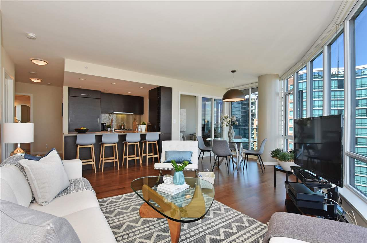 Photo 6: 2603 833 HOMER Street in Vancouver: Downtown VW Condo for sale (Vancouver West)  : MLS® # R2201955