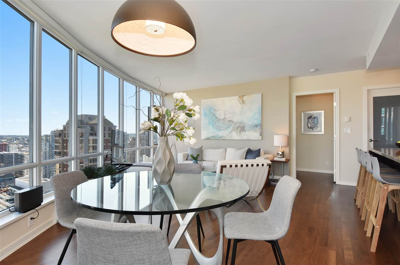 Photo 8: 2603 833 HOMER Street in Vancouver: Downtown VW Condo for sale (Vancouver West)  : MLS® # R2201955
