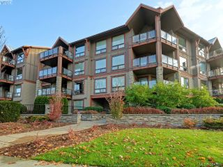 Main Photo: 409 4529 West Saanich Road in VICTORIA: SW Royal Oak Condo Apartment for sale (Saanich West)  : MLS® # 384933