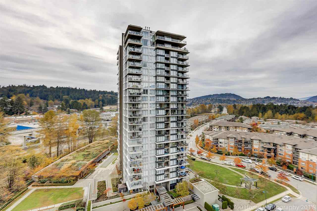 "Main Photo: 1802 660 NOOTKA Way in Port Moody: Port Moody Centre Condo for sale in ""NAHANI"" : MLS®# R2219865"