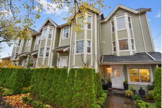 "Main Photo: 1378 E 27TH Avenue in Vancouver: Knight Townhouse for sale in ""VILLA@27"" (Vancouver East)  : MLS® # R2221909"