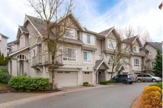 Main Photo: 77 2978 WHISPER Way in Coquitlam: Westwood Plateau Townhouse for sale : MLS® # R2223754