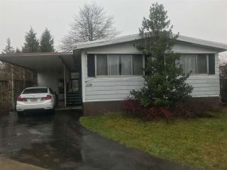 "Main Photo: 139 1840 160 Street in Surrey: King George Corridor Manufactured Home for sale in ""BREAKAWAY BAYS"" (South Surrey White Rock)  : MLS® # R2235071"