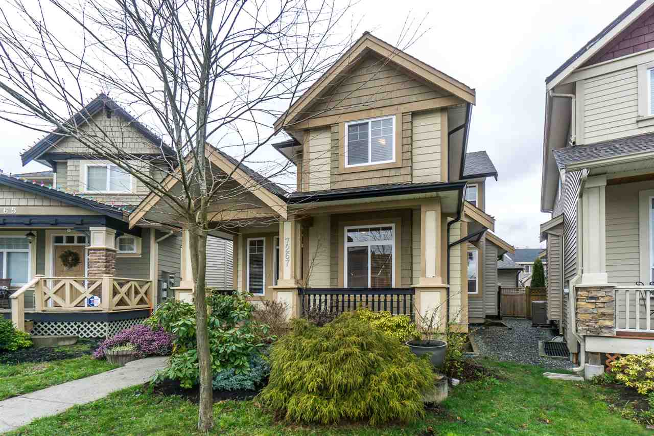 Main Photo: 7267 199A Street in Langley: Willoughby Heights House for sale : MLS® # R2237152
