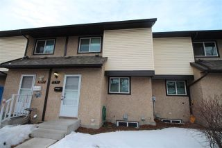 Main Photo: 3279 142 Avenue NW in Edmonton: Zone 35 Townhouse for sale : MLS® # E4098786