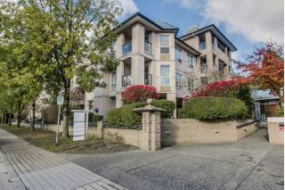 "Main Photo: 107 2437 WELCHER Avenue in Port Coquitlam: Central Pt Coquitlam Condo for sale in ""STIRLING CLASSIC"" : MLS® # R2248921"