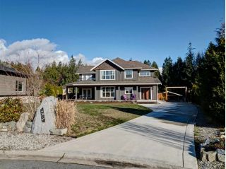 Main Photo: 4754 MISSION Road in Sechelt: Sechelt District House for sale (Sunshine Coast)  : MLS® # R2249020