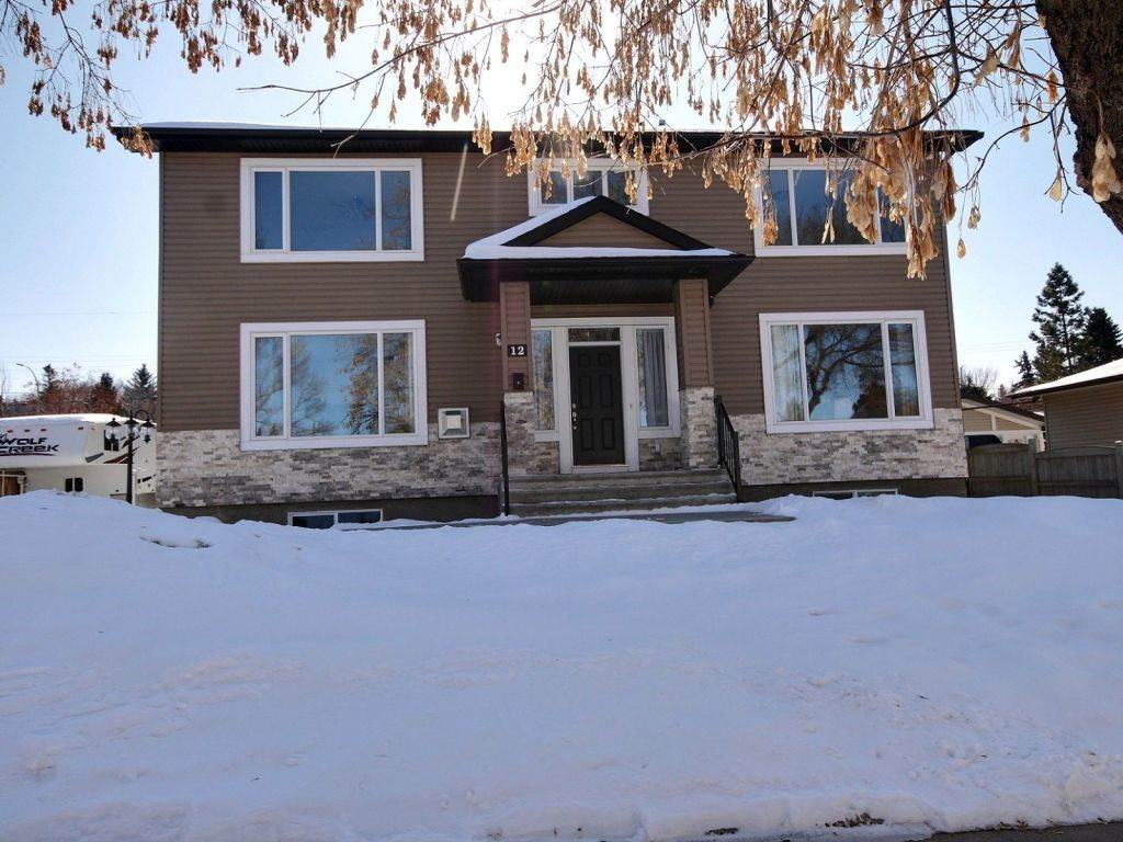 Main Photo: 12 Balmoral Drive: St. Albert House for sale : MLS®# E4103485