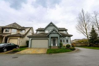 "Main Photo: 7 6177 169 Street in Surrey: Cloverdale BC Townhouse for sale in ""NORTHVIEW WALK"" (Cloverdale)  : MLS®# R2256305"